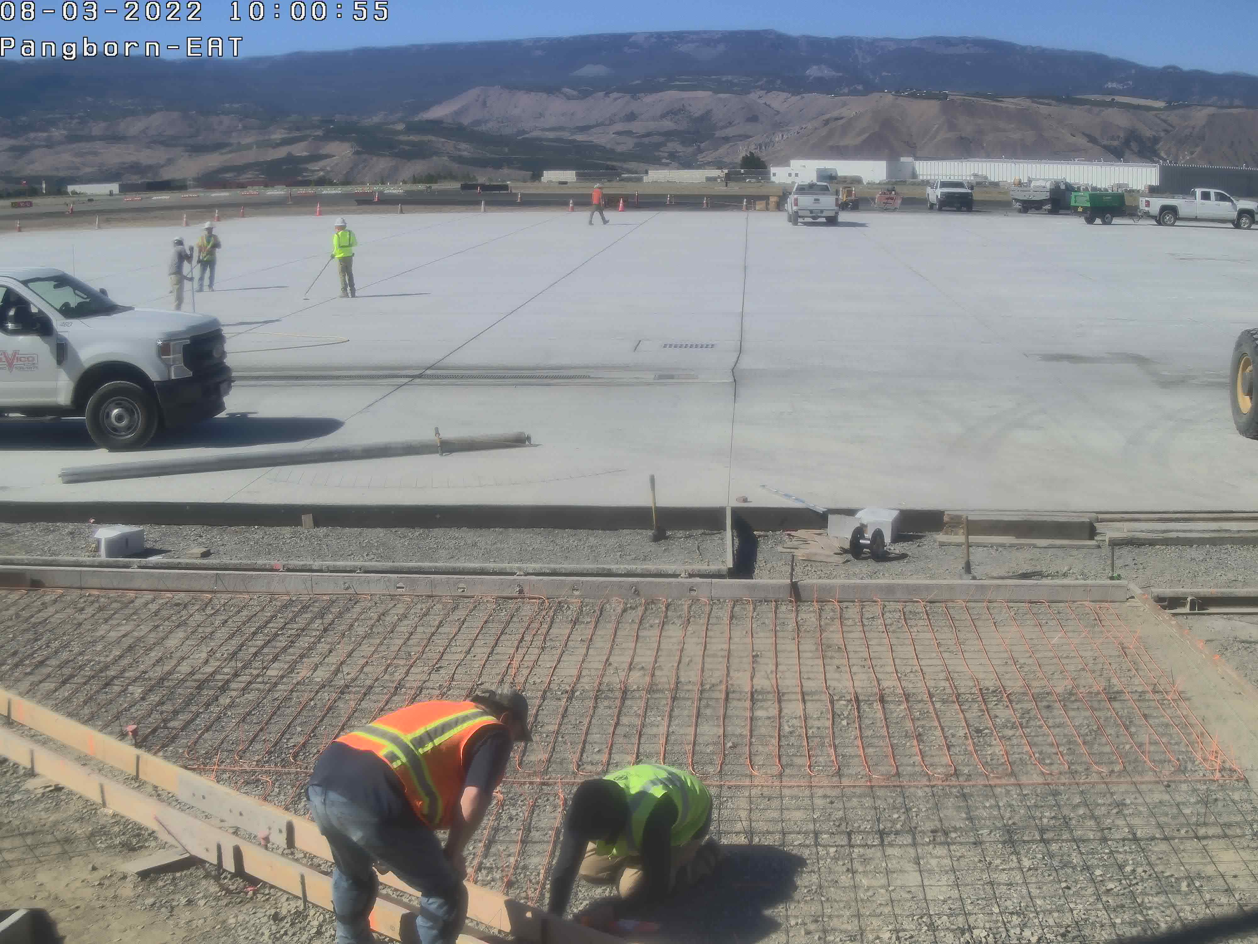 Pangborn Memorial Airport Webcam