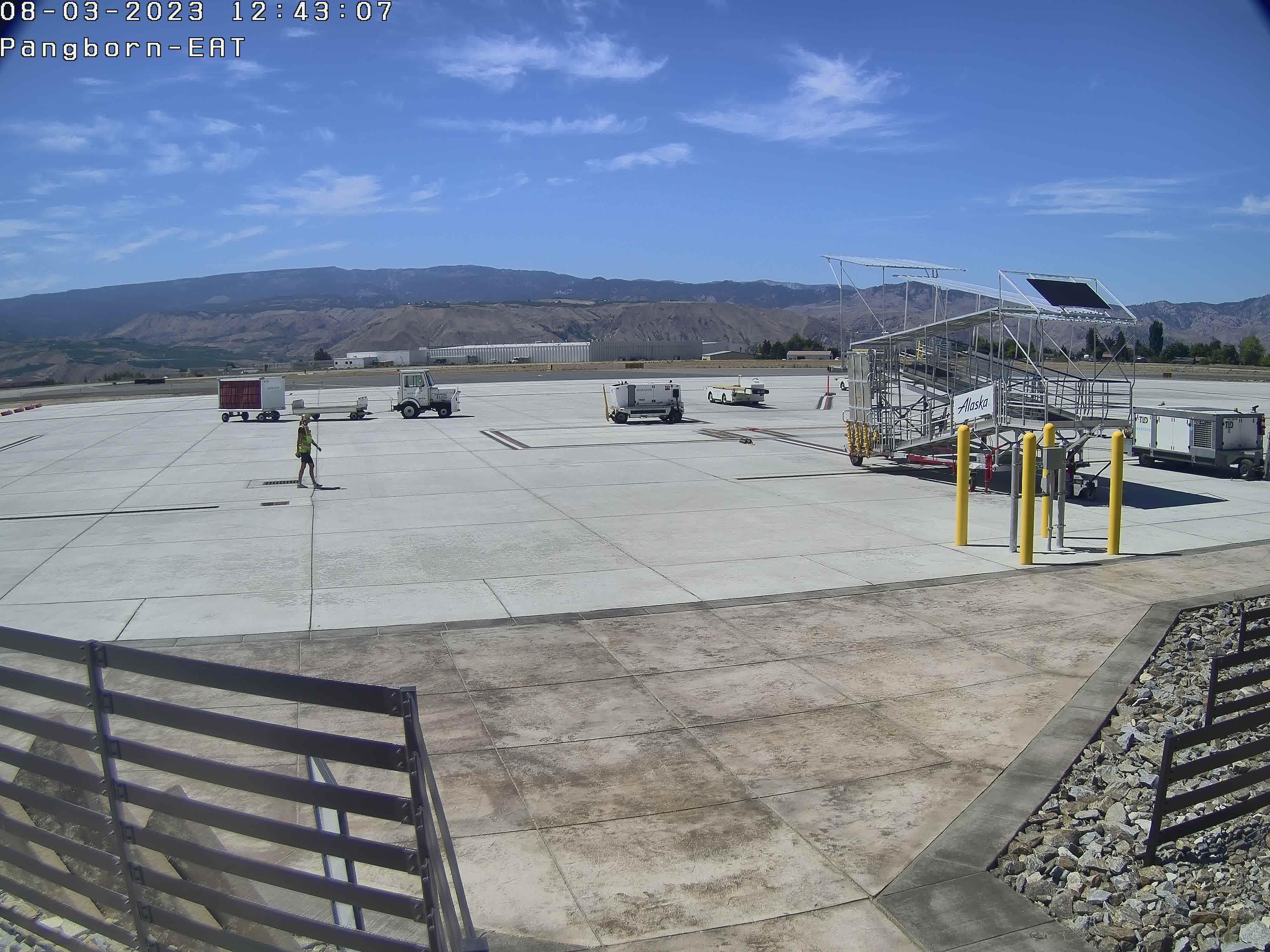 Pangborn Memorial Airport